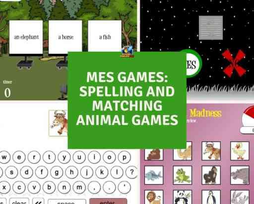 Mes Animal Online Games