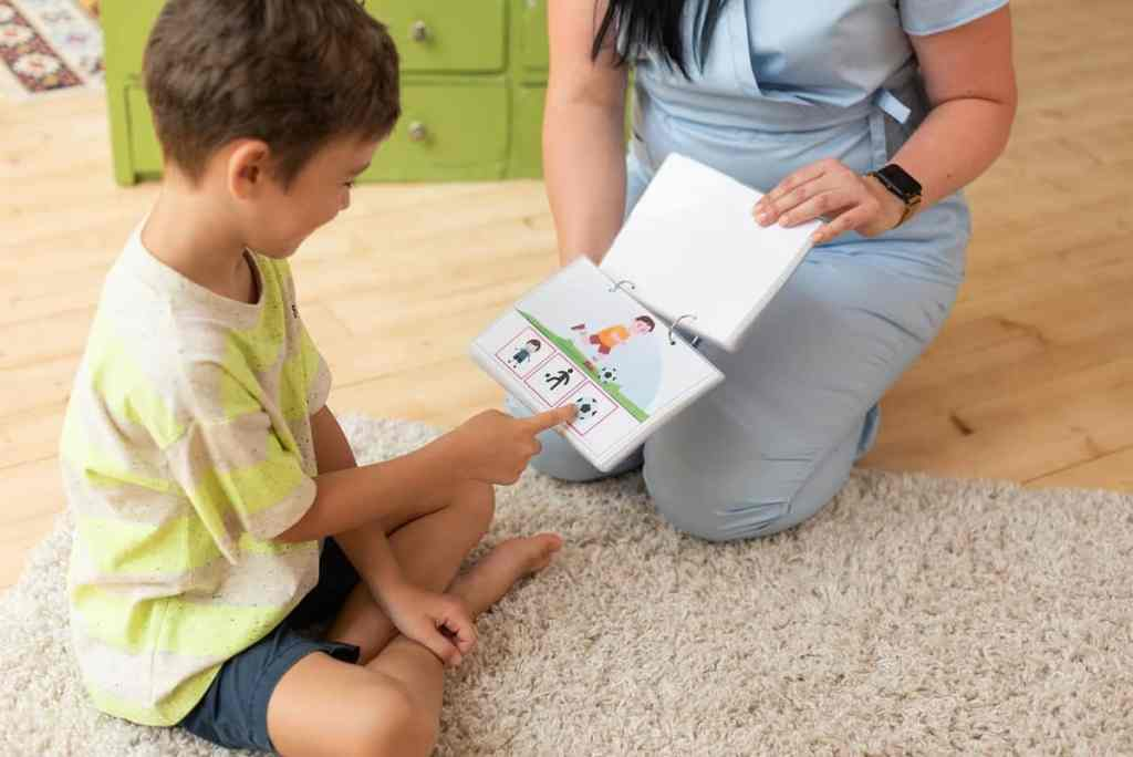 How to teach English to Autistic Children: