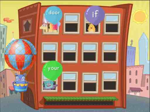 Online Sight Word games