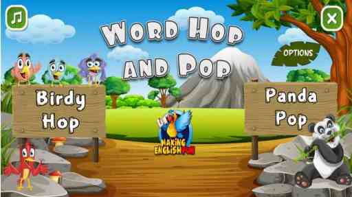 word and pop sight words