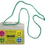 Girl Scout Daisy Promise Name Tag