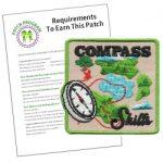 Compass Skill Fun Patch