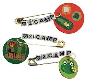 Girl Scout Camping SWAP