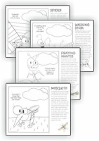 bug-coloring-pages