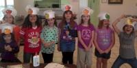 Girl Scout Brownie Snacks Badge