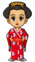Japan Traditional Clothes for Thinking Day
