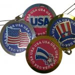 Girl Scout Patriotic SWAP