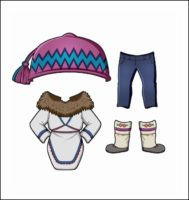 World Thinking Day Traditional Canada Clothing