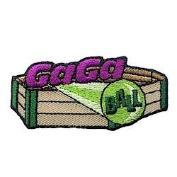 GaGa Ball Fun Patch
