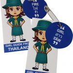 Thailand Girl Scout SWAP