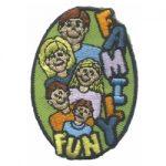 Family Fun Patch