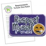 Respect Myself and Others Patch Program®