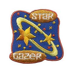 Girl Scout Star Gazer Fun Patch