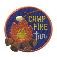 Campfire Fun Patch