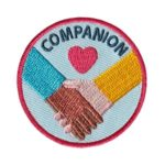 Companion Service Patch from Youth Squad