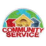 Community Service Fun Patch