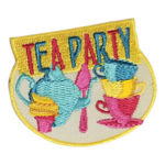 Tea Party Fun Patch