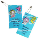 Girl Scout Swap with Mermaid and Seahorse
