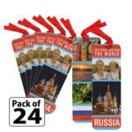 Russia Thinking Day Bookmarks