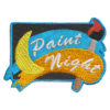 Girl Scout Paint Night Patch