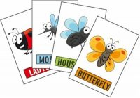 girl scouts bug game, free kids crafts, games