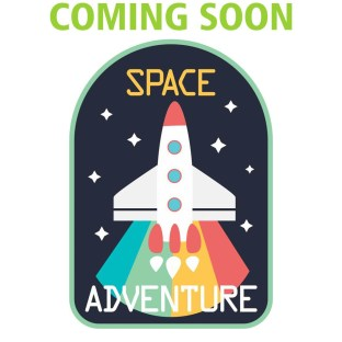 Girl Scout Space Adventure Fun Patch