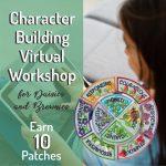 Virtual Girl Scout Workshops