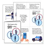 Girl Scout Senior First Aid 911 Booklet