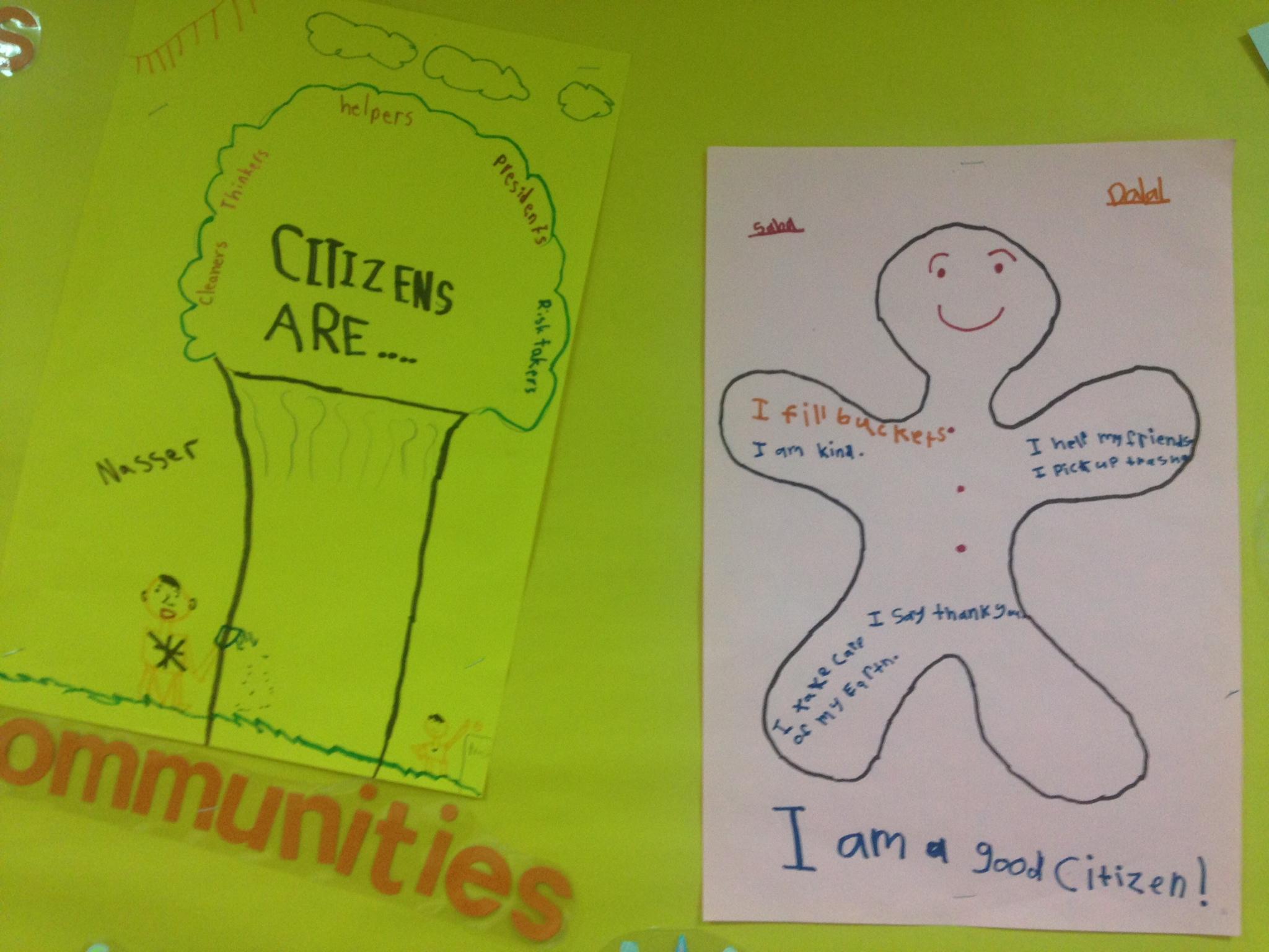 Math Inquiry Making Good Humans