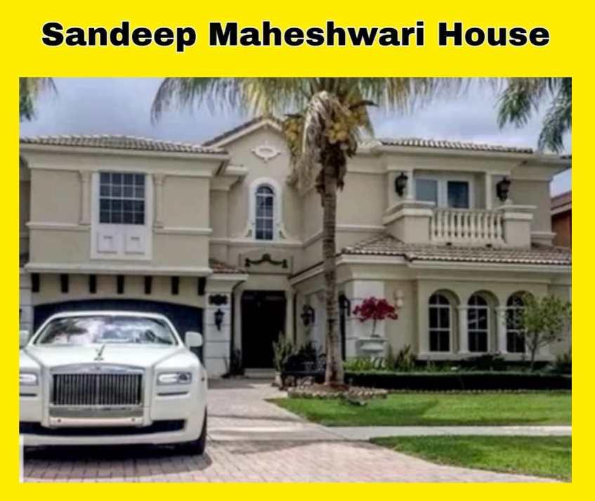 sandeep maheshwari house