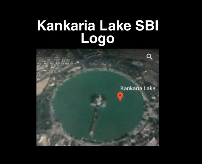 Kankaria Lake SBI Logo