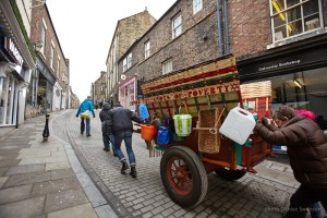 CART in Durham - journey