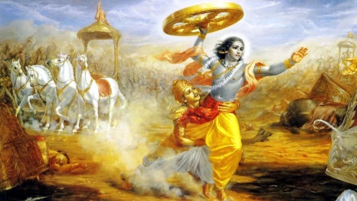 राजनीति के प्रतीक पुरुष कृष्ण : धार्मिक व्यक्ति राजनीति में जाने से डरेगा, आध्यात्मिक व्यक्ति नहीं