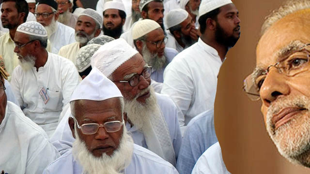 PM Modi and Indian Muslims - Making India