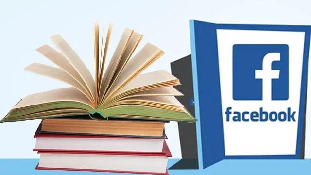 books versus facebook making india