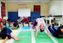 international yoga day making india