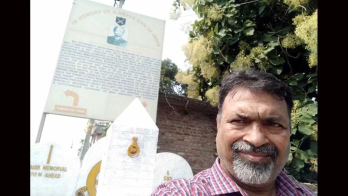 Ajit Singh in Jammu