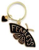 Fearless-Keychain-Black