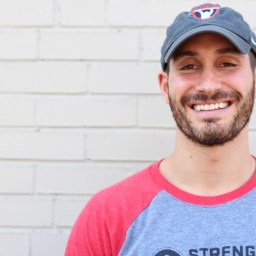 030 – Zach Greenwald of Strength Ratio on Sustainable Fitness, Dealing with Pain, and Connecting with Customers