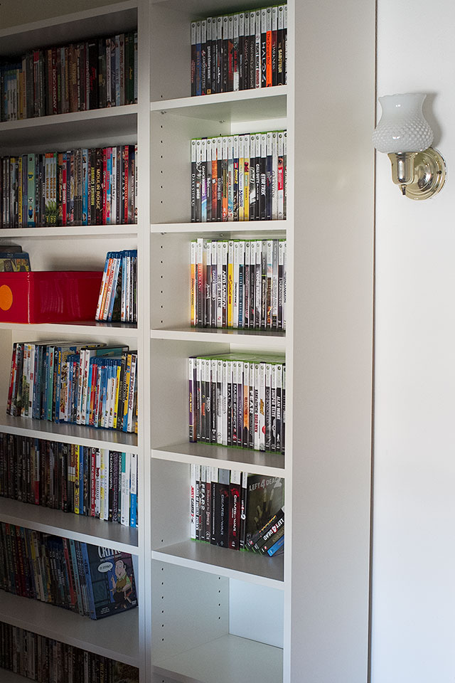 Low Bookcases And Shelves