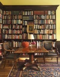 Starting on the Library's Built-in Bookshelves - Making it ...