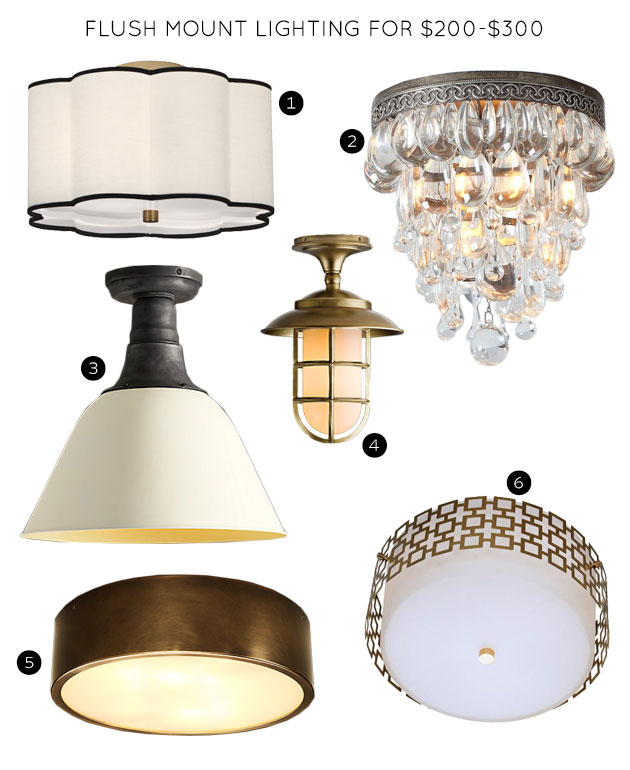 Navy Blue Flush Ceiling Light Abahcailling Co