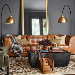 Leather Sofa Like Pottery Barn Can I Use Saddle Soap To Clean My A Chesterfield But Not Making It Lovely Ken Fulk Quilted For