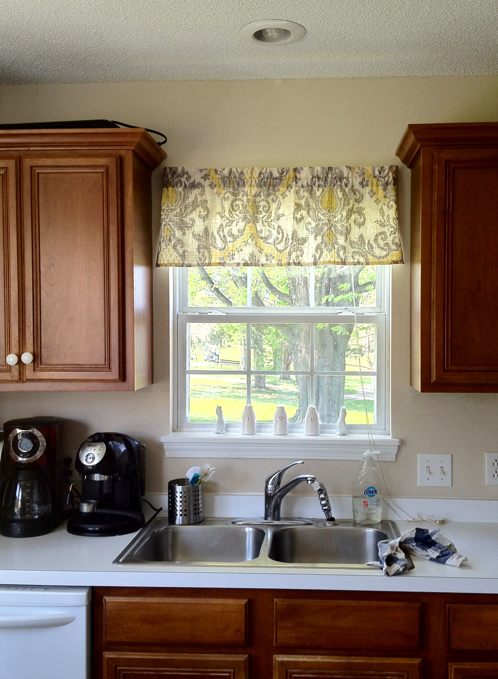 kitchen valances for windows white chair 1000 43 images about my craft tutorials on pinterest