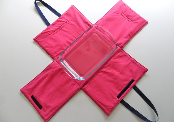 Insulated Casserole Carriers