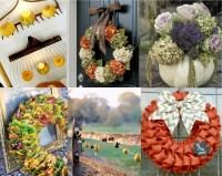 Thanksgiving Turkey Decorations