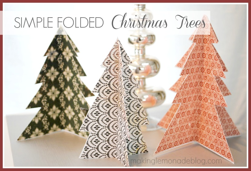 Simple Christmas Craft Idea Making Lemonade
