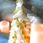 Christmas In A Minute Easy Ribbon Trees Making Lemonade
