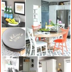 Remodeling Kitchen On A Budget Range Reviews Friendly Modern White Renovation Amazing Transformation Kitchens