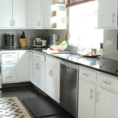 Kitchen On A Budget 33 Sink Friendly Modern White Renovation Amazing Transformation Kitchens